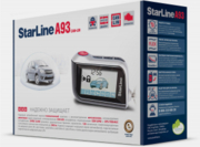 StarLine A93 CAN+LIN